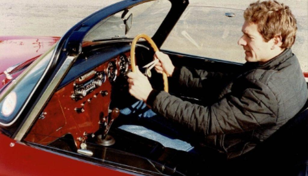 Elan S2 Greg Test Driving