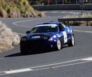 Ian's Toyota Celica GT4