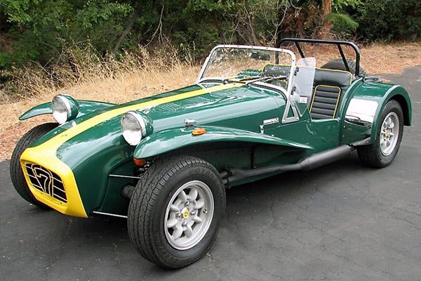 Lotus Super 7 >> A History of the Lotus Seven – Lotus Club Queensland