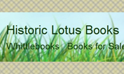 Historic Lotus books