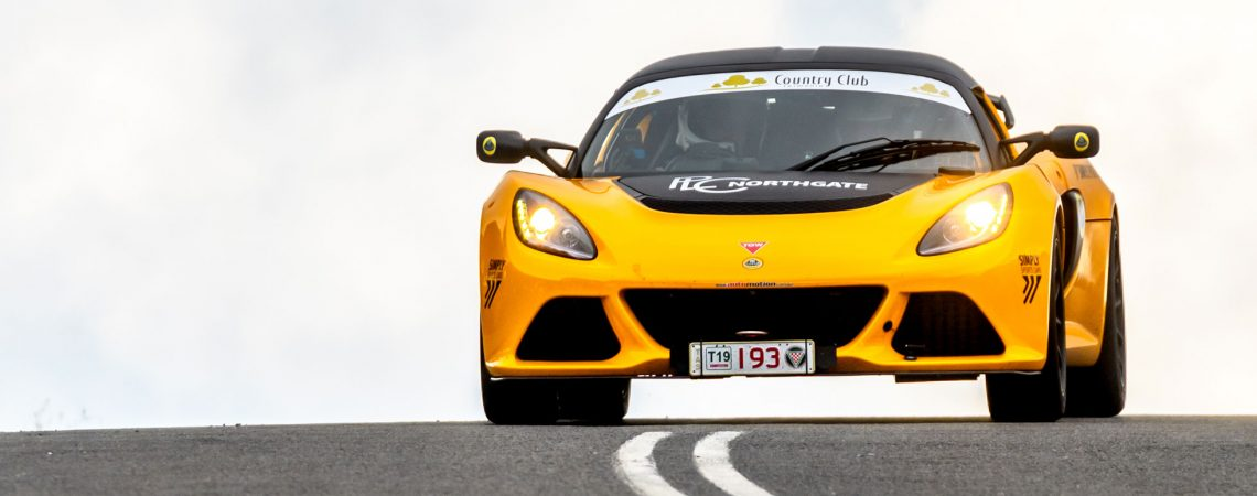Lotus Cleans up at Targa Tasmania 2019
